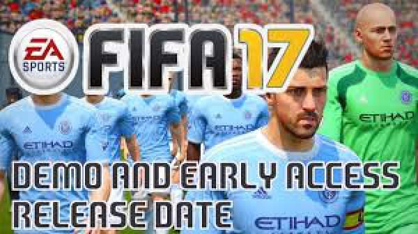 FIFA 2017 Release Date