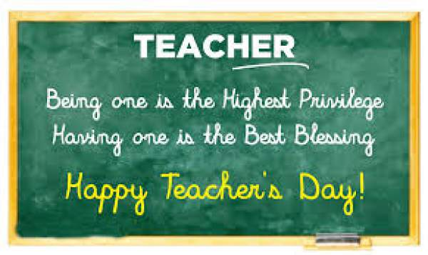Happy Teachers Day 2018 Quotes, Wishes, SMS Messages, Sayings, WhatsApp Status, Greetings