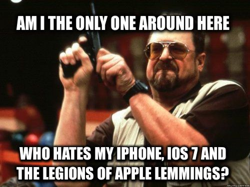 iphone hater