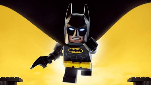 LEGO Batman Movie Poster: Batman Day