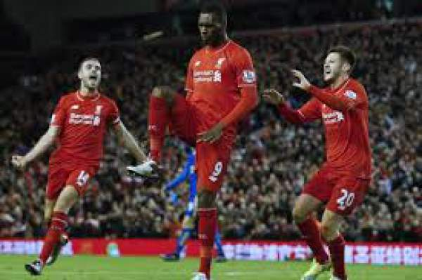 Liverpool vs Leicester City Live Score