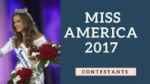 Miss America 2017 Winner: Miss Arkansas Crowned In 96th Pageant Year
