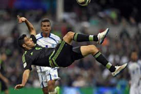 Mexico vs El Salvador Live Score