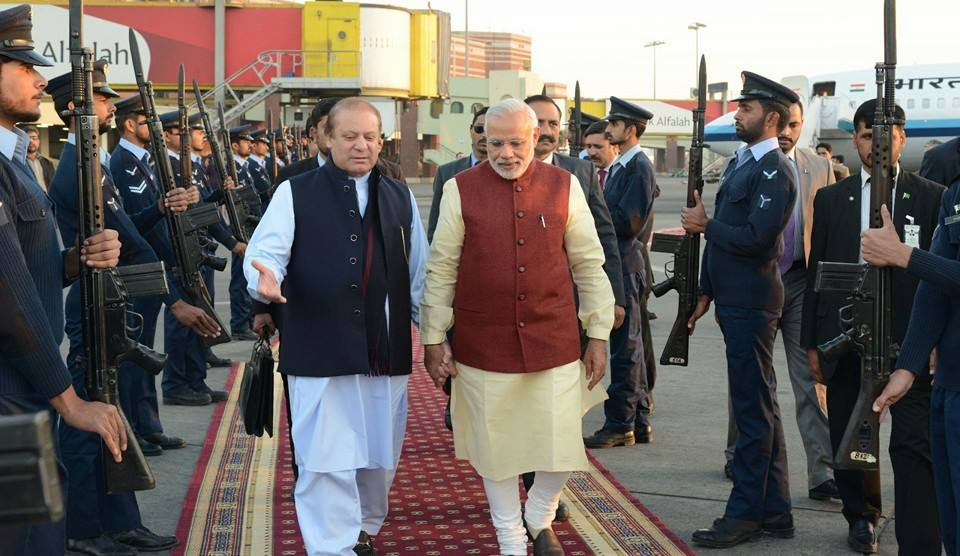 When Modi decided to give unplanned visit at Pakistan. The visit shocked the entire world.