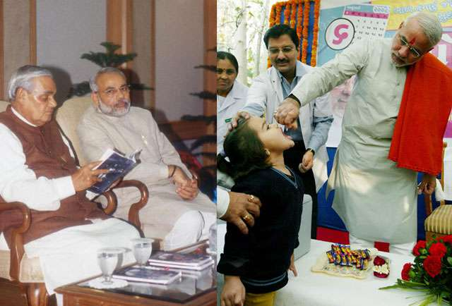 During NaMo regime, its made even possible that India could be polio free country in next few years.