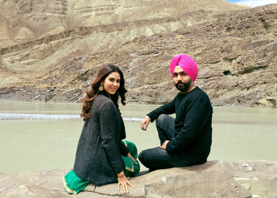 Nikka Zaildar upcoming punjabi film