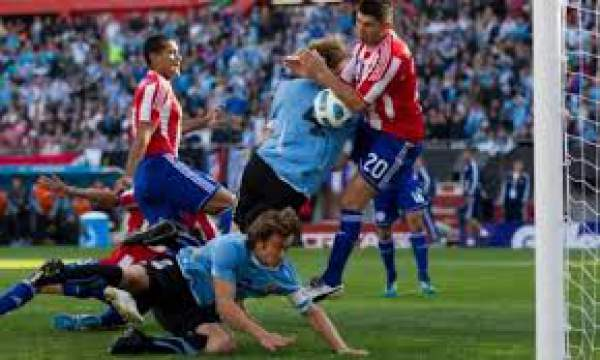 Uruguay vs Paraguay Live Score