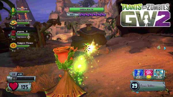 'Plant vs Zombies: Garden Warfare 2' Updates, New Modes, Fixes