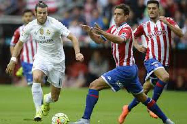 Real Madrid vs Sporting Lisbon Live Score