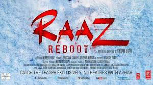Raaz Reboot 1st Day Collection Opening RR First Friday Box Office