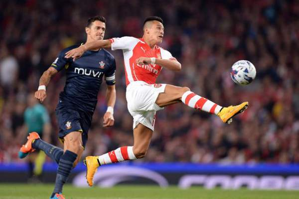 Arsenal vs Southampton Live Score