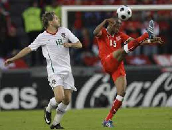 Switzerland vs Portugal Live Score