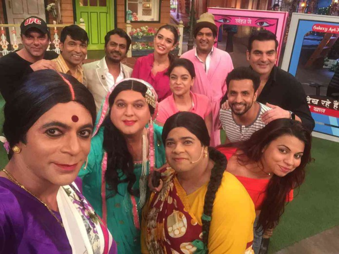 The Kapil Sharma Show - TKSS 10th Sep 2016 - Freaky Ali
