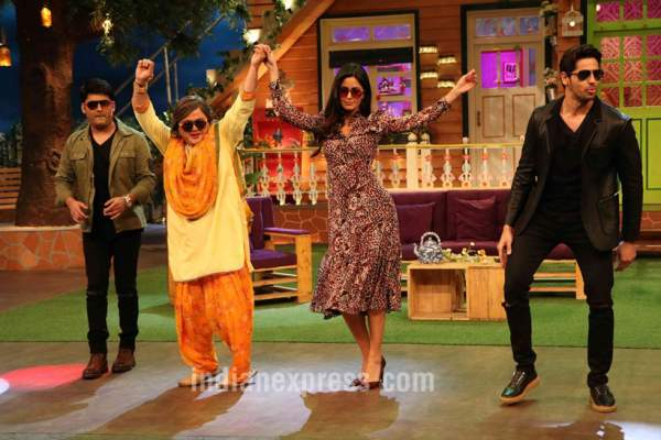 The Kapil Sharma Show 4th September 2016