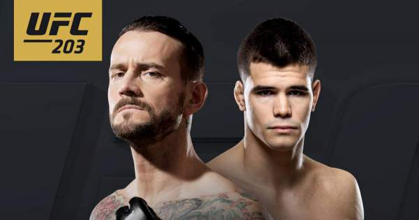 UFC 203 Live Streaming Info: Watch CM Punk vs Mickey Gall and Stipe Miocic vs Alistair Overeem