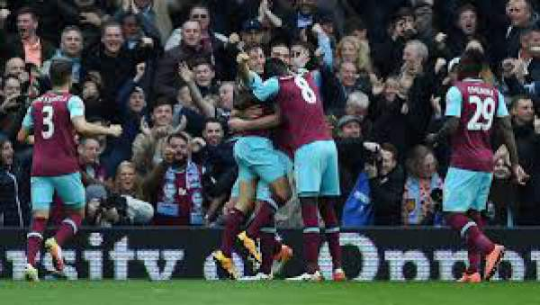 West Brom vs West Ham Live Score
