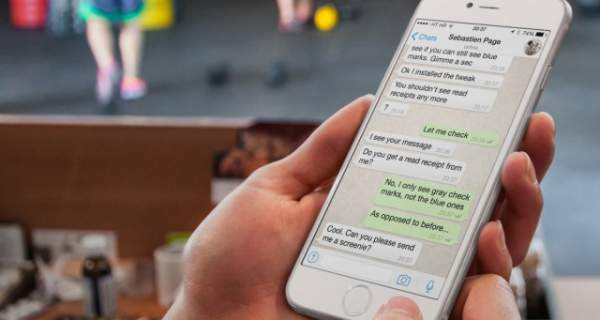Whatsapp for iOS Update Features