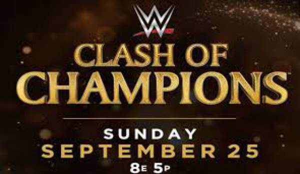 WWE Clash of Champions 2016 Match Card