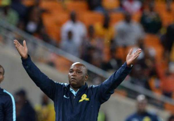 ZESCO United vs Mamelodi Sundowns Live Score
