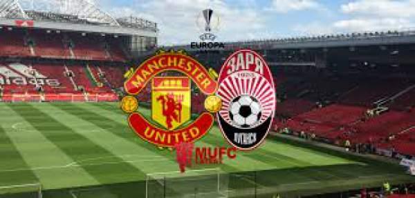 Manchester United vs Zorya Luhansk Live Score