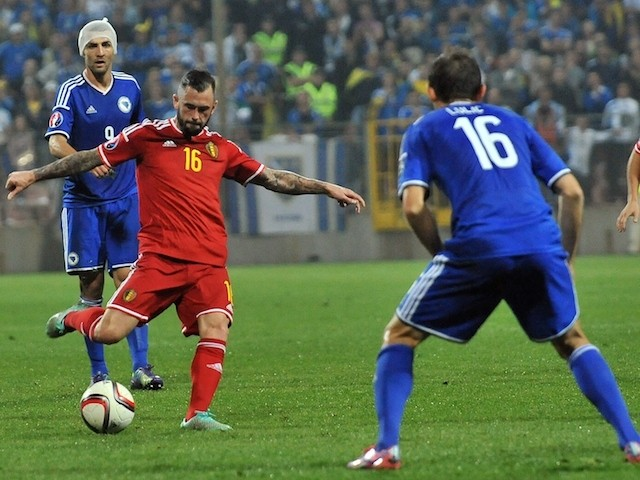 Belgium vs Bosnia-Herzegovina
