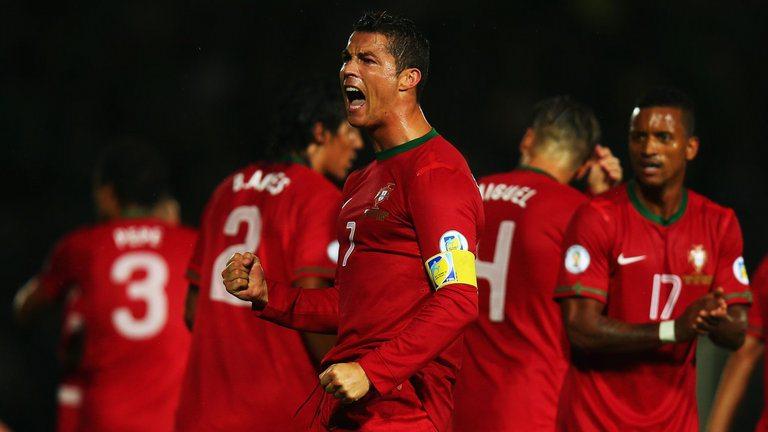 Portugal vs Andorra