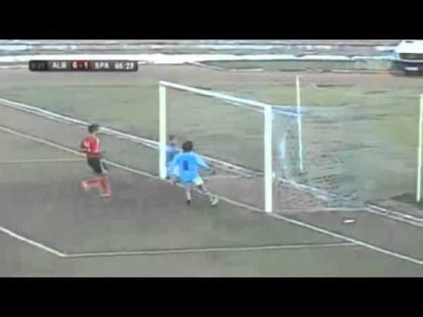 Albania vs Spain Live Score