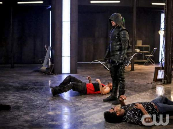 Arrow Season 5 Episode 2