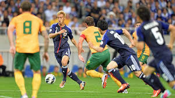 Australia vs Japan Live Streaming