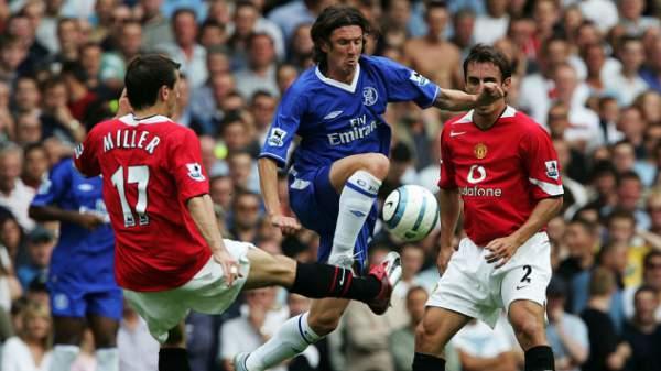 Chelsea vs Manchester United Live Score