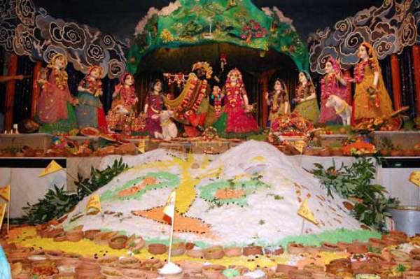 Govardhan Puja 2016 Muhurat Timings & Annakoot Pooja Vidhi