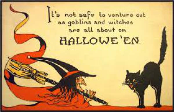 Happy Halloween Quotes & Sayings