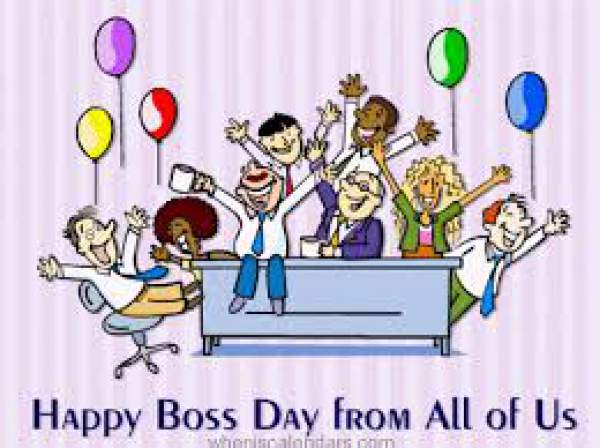 happy boss's day 2018, boss's day Quotes, boss's day Messages, boss's day Wishes, boss day Cards, boss's day Greetings, National boss's day, Happy Bosses Day, boss's day images, happy boss day images