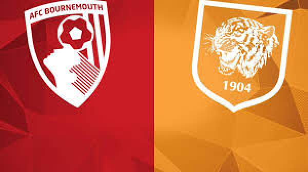 Bournemouth vs Hull City Live Score