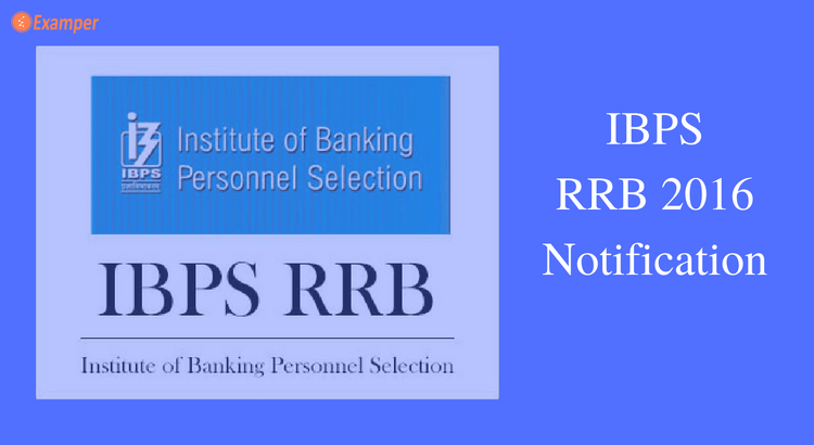 IBPS RRB Prelims Admit Card 2016