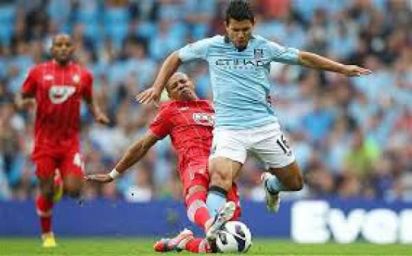 Manchester City vs Southampton Live Score