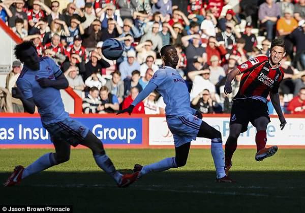 Middlesbrough vs Bournemouth Live Score