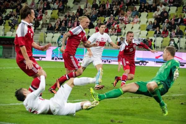 Poland vs Denmark Live Score