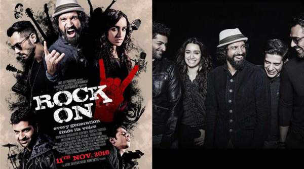 Rock On 2 Trailer: Movie Official Theatrical Trailer