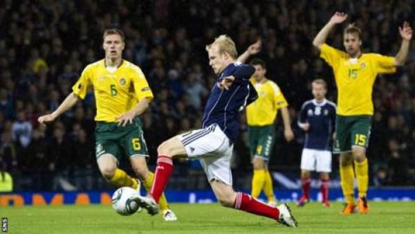 Scotland vs Lithuania Live Score