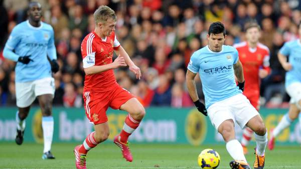 Southampton vs Manchester City Live Streaming
