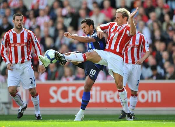 Stoke City vs Sunderland Live Score