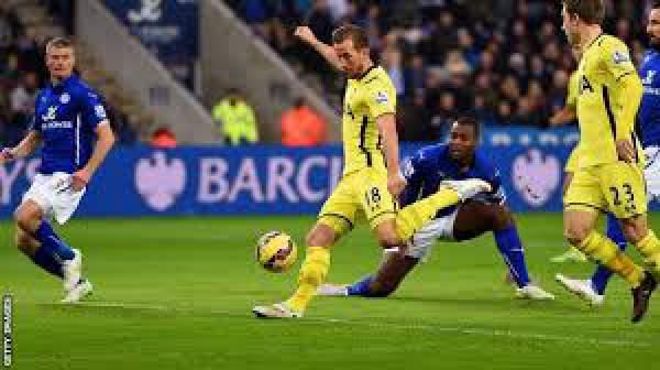 Tottenham vs Leicester City Live Score