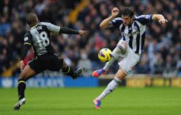 West Brom vs Tottenham Live Score