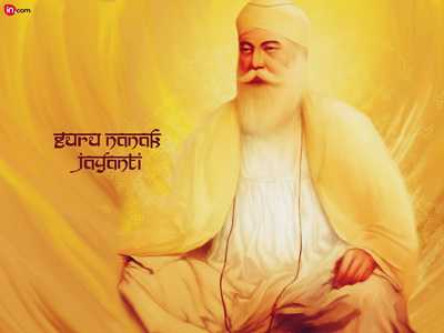 . Happy Gurpurab! Where the praises of the Lord are sung, and dwelled upon; in that house, remember the Lord, meditate, and sing his praise.