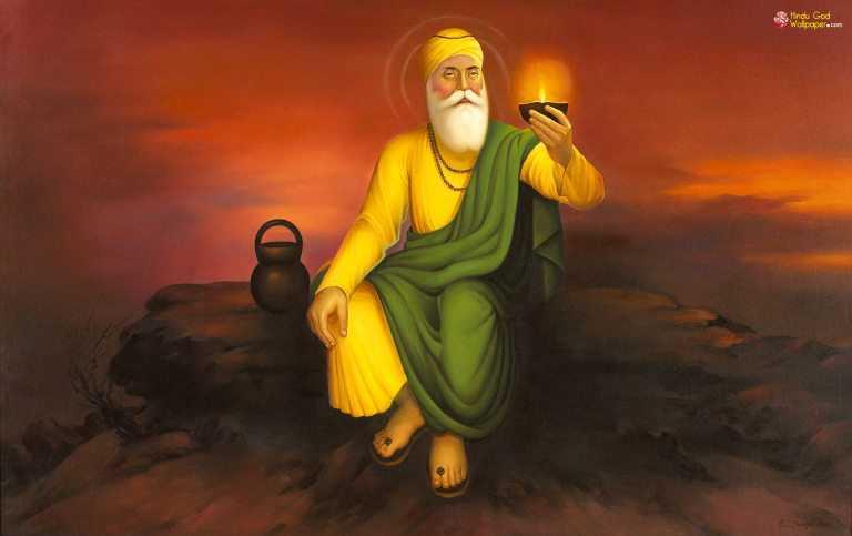 Happy Gurpurab to all the Sikhs and to everyone who is a well-wisher of the ideals of Sikhism.... Let us all celebrate janam divas, Prakash Utsav divas of Guru Nanak Jayanti