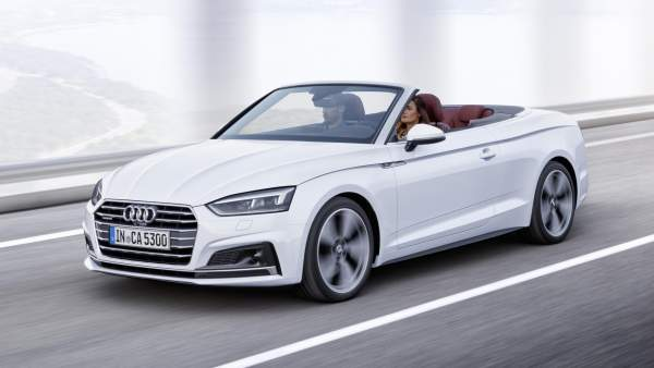 Audi A5 Cabriolet Price, Specifications, Features, Release Date