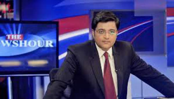 Arnab Goswami Resigns Times Now