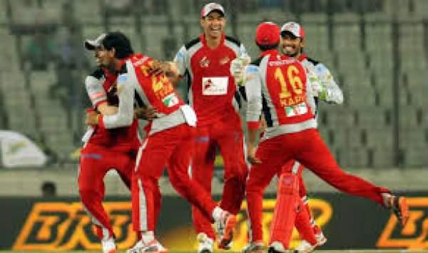 Barisal Bulls vs Chittagong Vikings