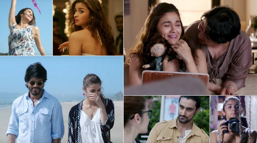 Dear Zindagi 6th Day Collection and Wednesday Box Office Earnings report